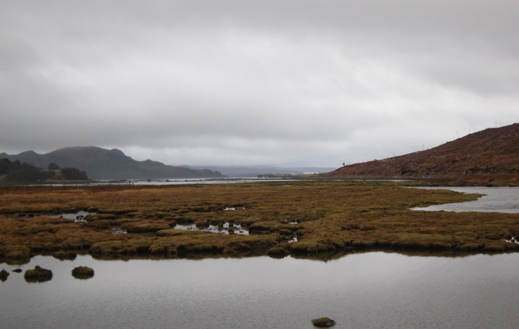 A journey to Apple Cross, The Highlands, Scotland